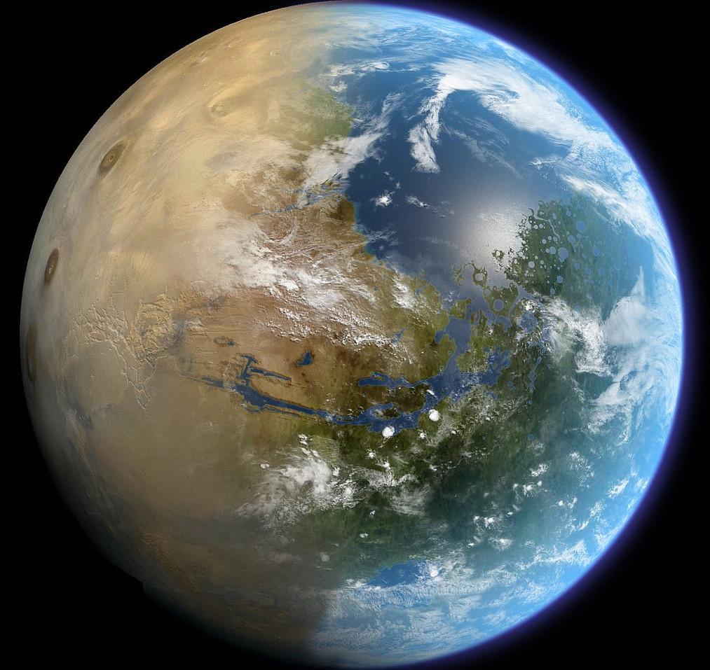 Linky Friday: Women on Mars