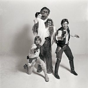 Star Wars 1977 Original Publicity Still